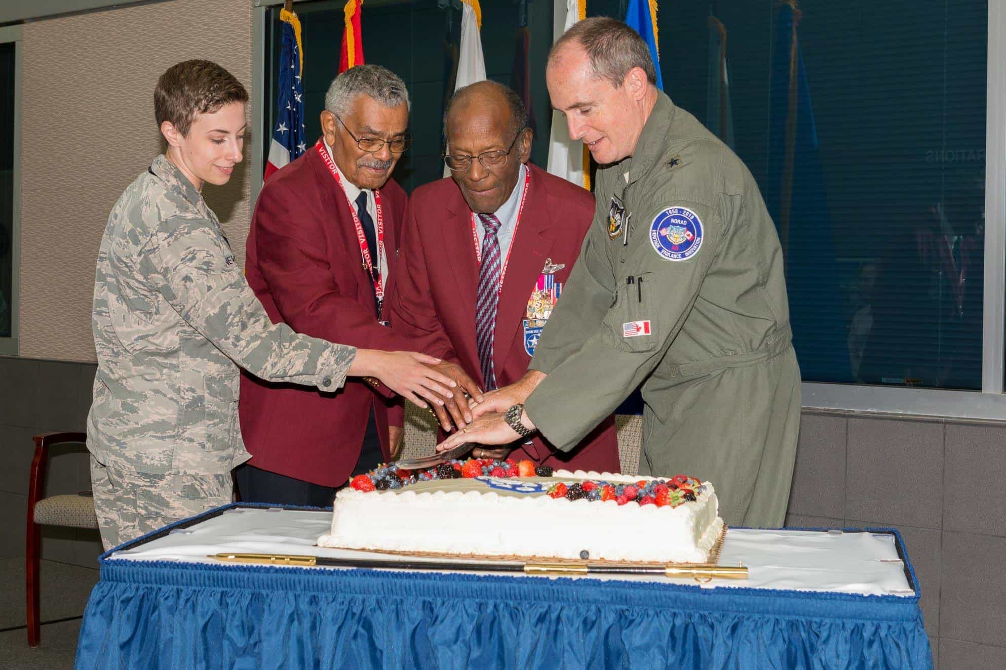 USAF Birthday Party