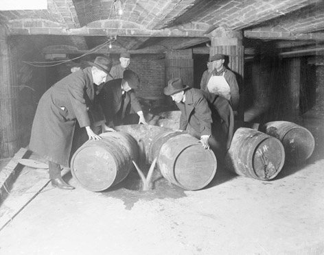 Franklin Macon Prohibition Blog